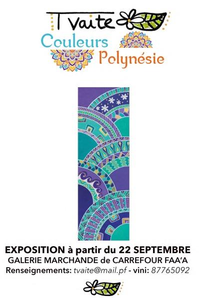 Couleurs Polynésie